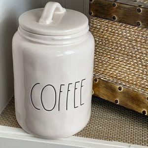 Rae Dunn Coffee  dimples Og  htf